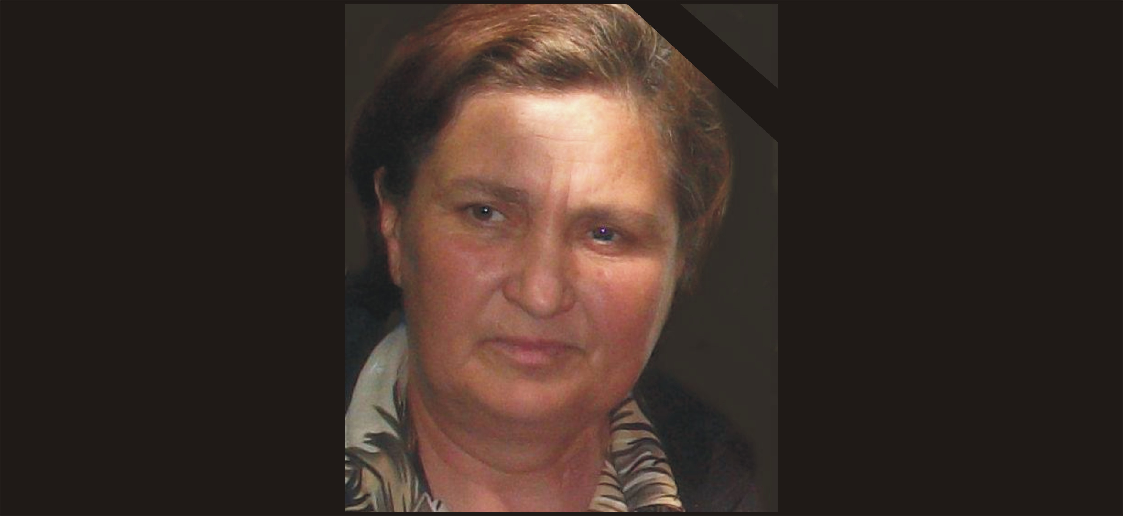 Rămas bun, doamna învăţătoare Aurelia Iancu!
