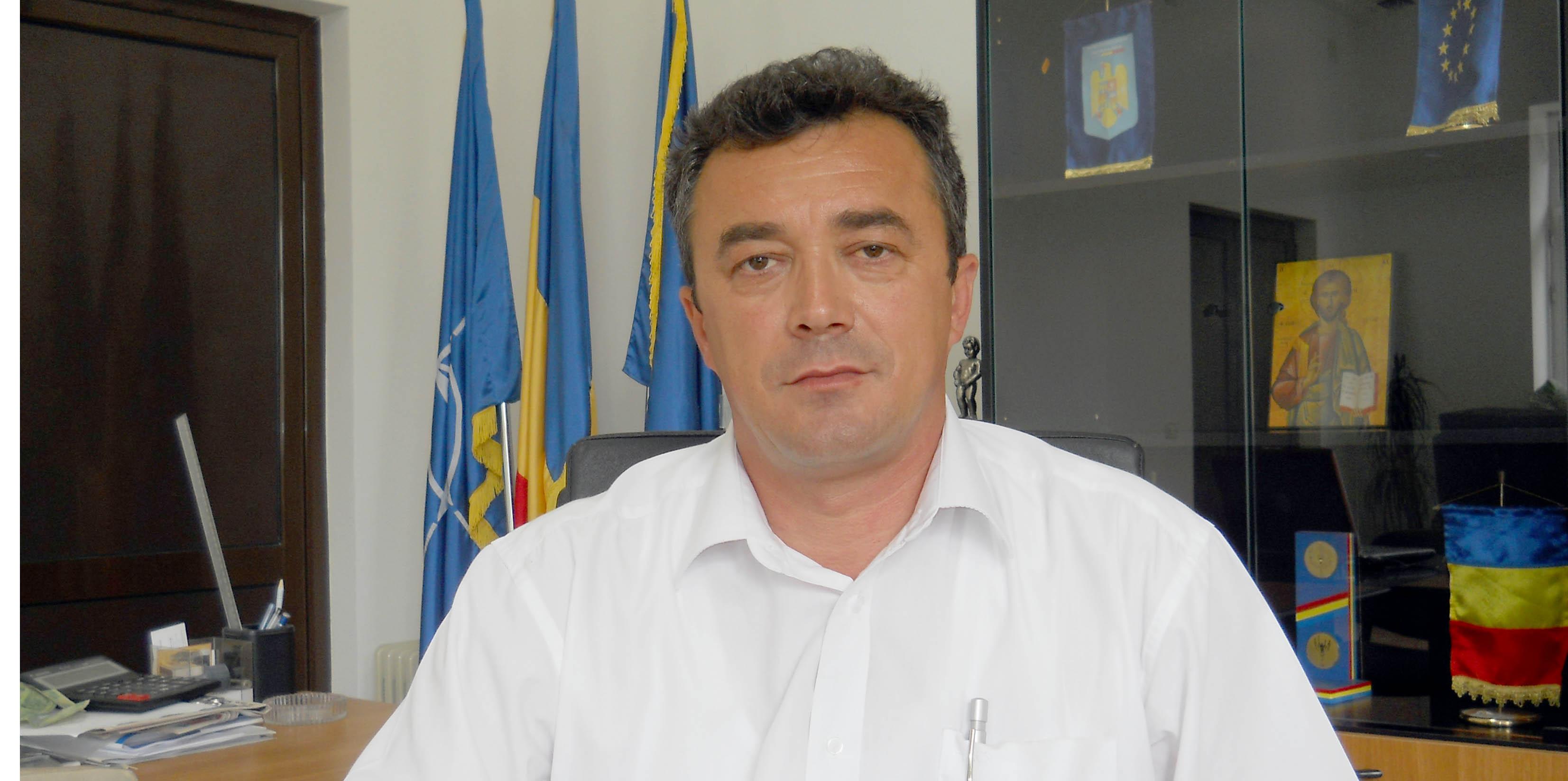 """Un primar de excepție: Ionel Geară: """"Toate sunt importante, dar omul și sănătatea lui trebuie să primeze"""""""