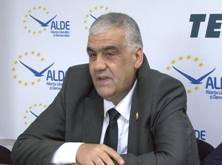 """Deputat Ică Calotă: """"ALDE este un partid de dreapta motiv pentru care, personal, voi susține candidatul dreptei"""""""