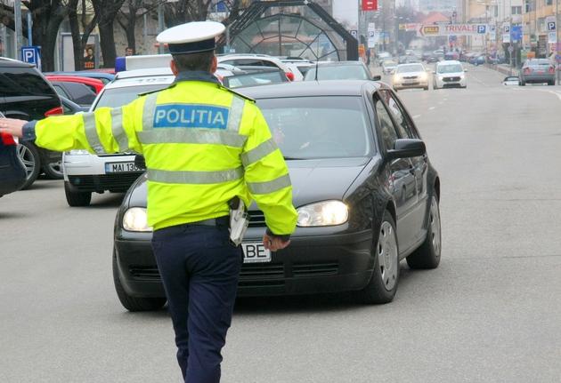 Atenție șoferi, poliția a demarat acțiunea SEATBELT! O săptămână de controale privind folosirea centurilor de siguranţă