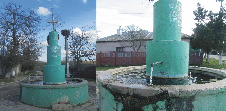 Locuitorii din Spătărei se laudă că au cea mai bună apă