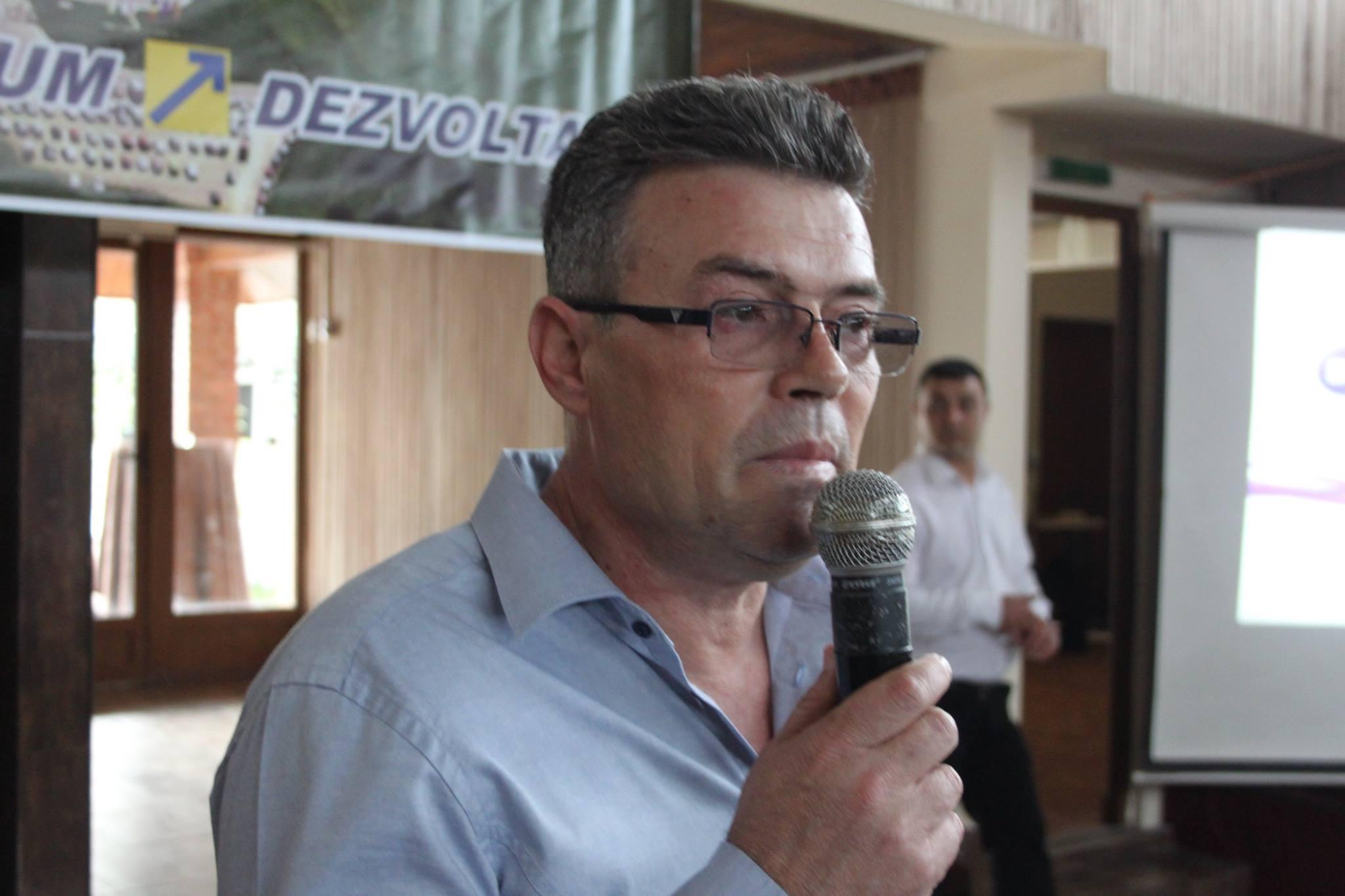 Întâlnirea oamenilor de afaceri din Turnu Măgurele Claudiu Crăcea, candidatul care poate schimba un oraș