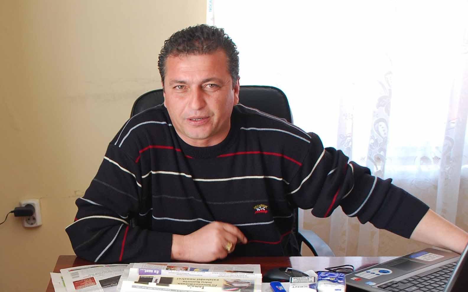 Sandu Vîlcu, fostul primar din Nenciuleşti, vrea administrator public!