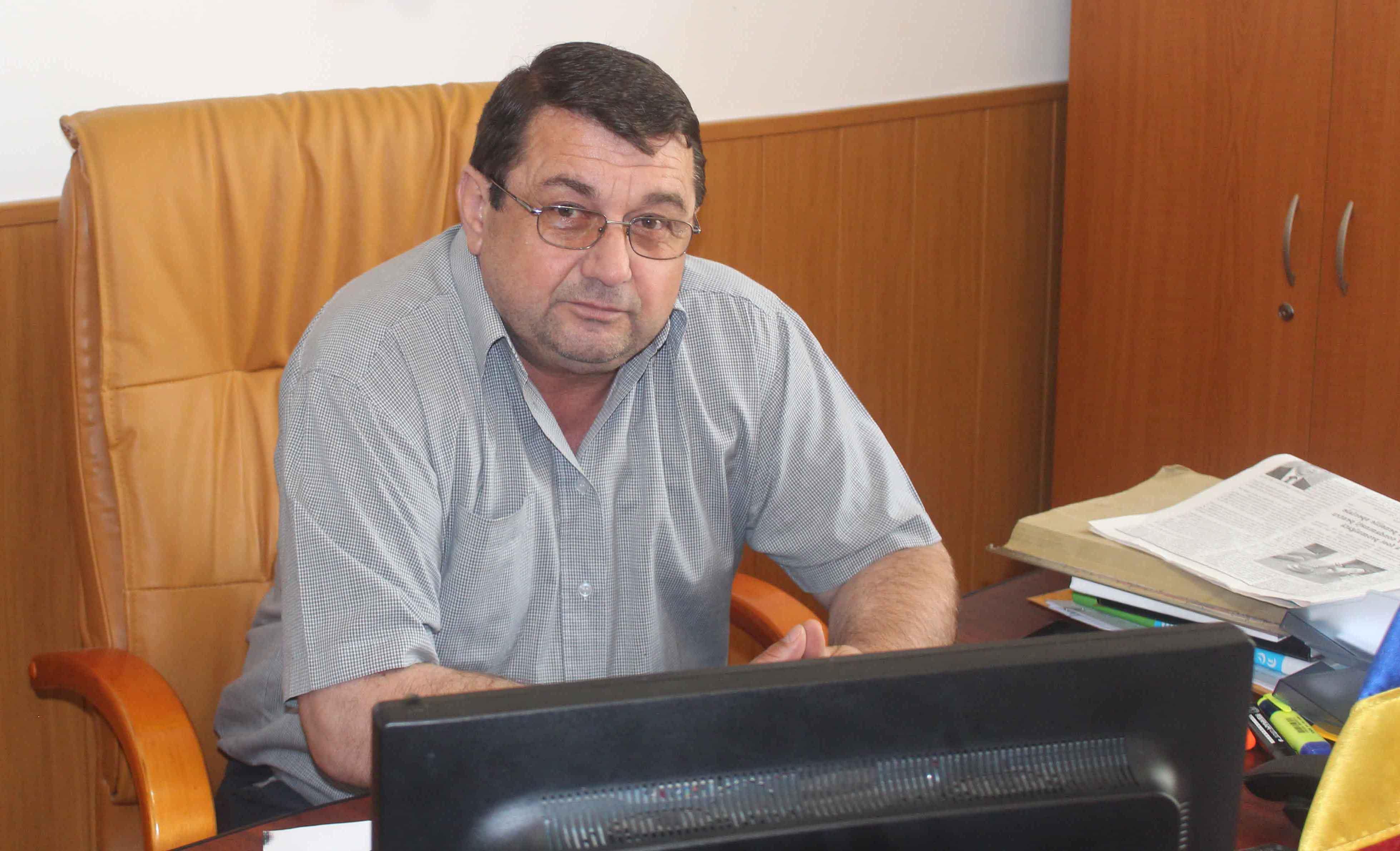 Gică Sîrbu, un primar care a demonstrat că poate