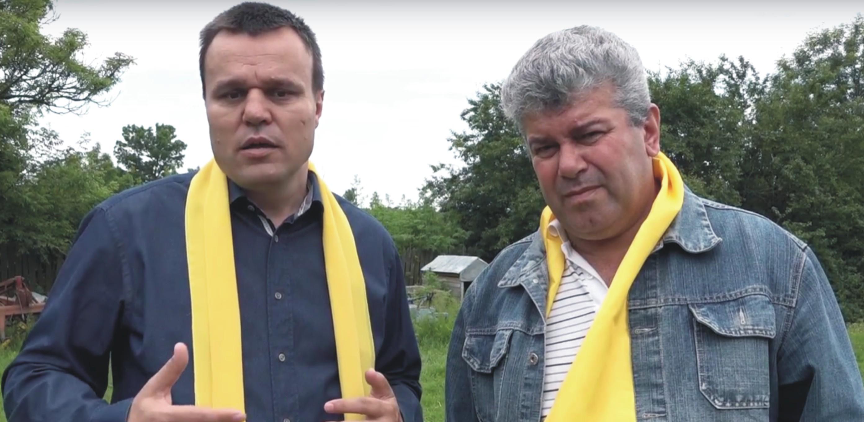 Preşedintele Eugen Pîrvulescu dă lovitura la Zâmbreasca. Liberalii au desemnat viceprimar