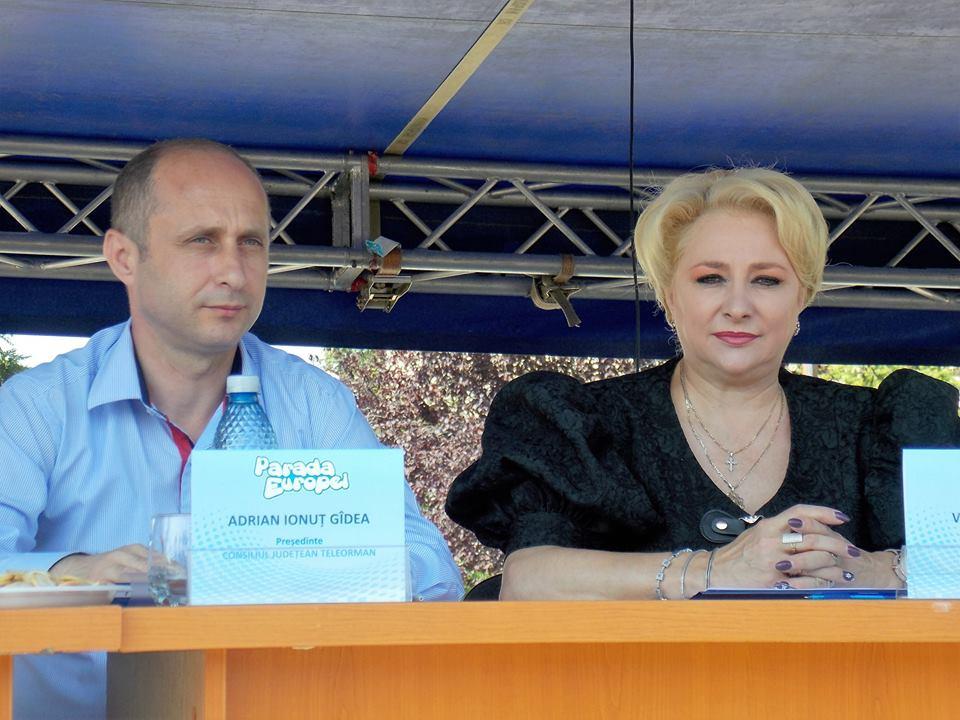 127 de delegaţi, la Congresul PSD din 29 iunie. Social democraţii teleormăneni votează Viorica Dăncilă