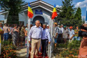 Centrul Social din Saelele a primit peste 2 miliarde de lei vechi, de la Consiliul Judeţean