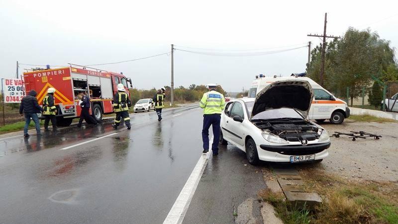 Accident teribil la Crângeni. O fată de 17 ani a fost adusă în COMĂ la Spital