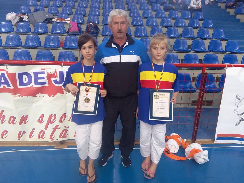 Rezultate obţinute de CSS Alexandria-Judo la Campionatul Naţional de Judo Ne-waza (lupte la sol)-Drobeta Turnu Severin, 15 octombrie 2016