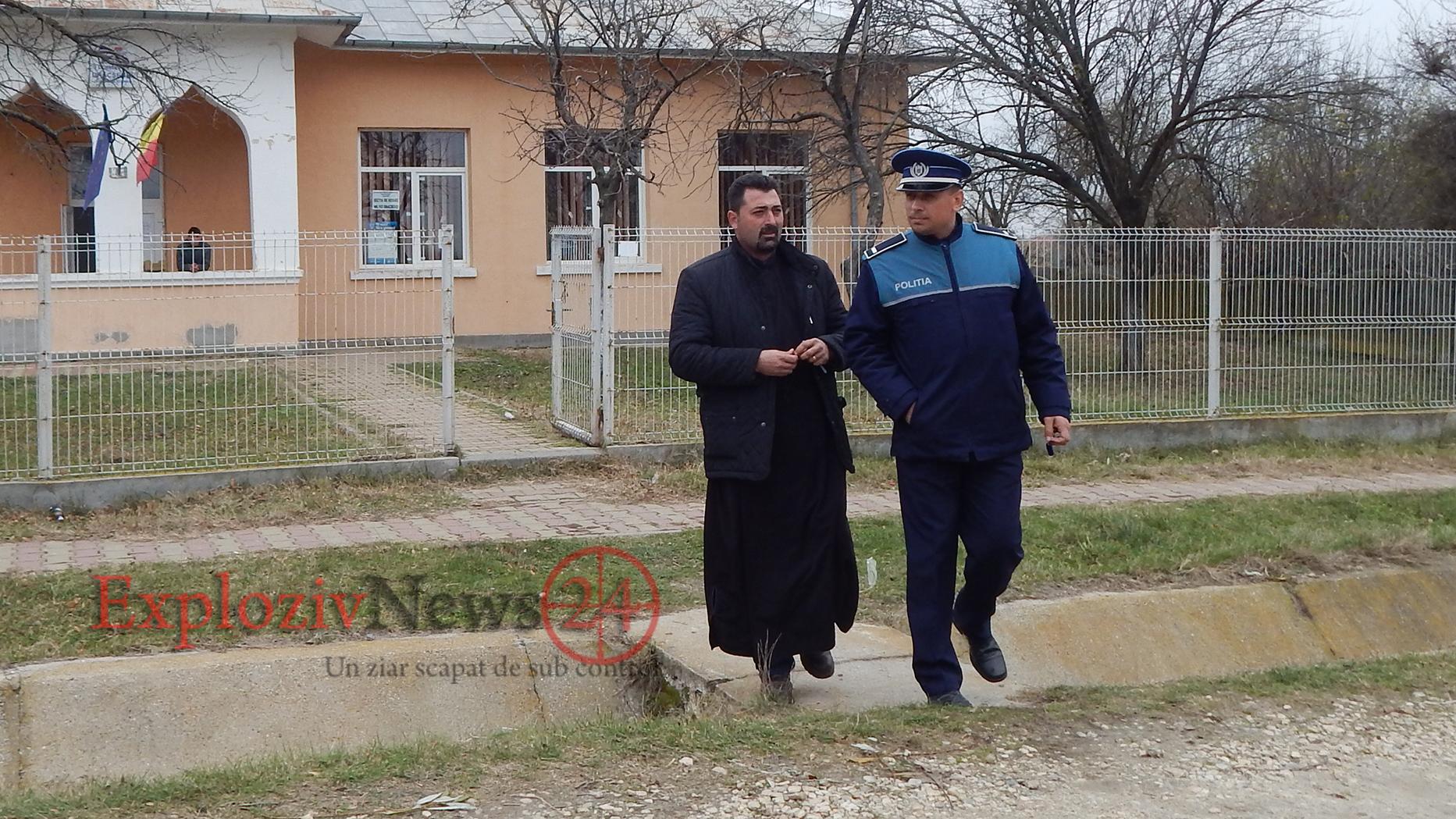 Preoții din Drăcșănei, acuzați că au dat roșii și varză, sub formă de MITĂ ELECTORALĂ