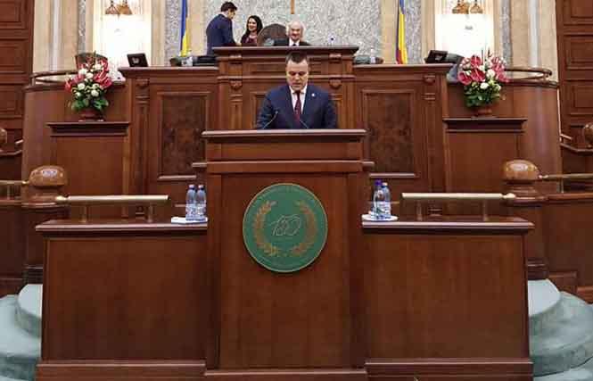 Senator PNL Teleorman, Eugen Pîrvulescu: Migraţia forţei de muncă specializate dă coşmaruri guvernanţilor