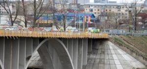 Structura de rezistenţă a podului de peste râul Vedea, o adevărată bombă cu ceas