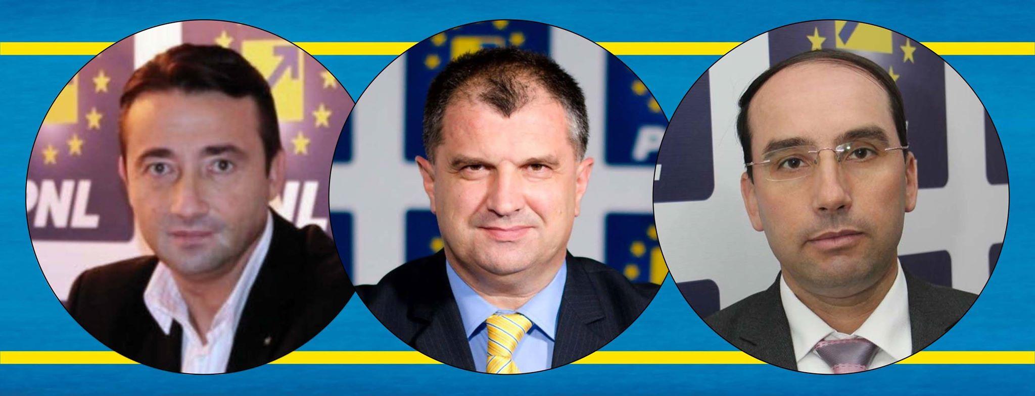 Alegeri în organizaţia PNL Alexandria. Florin Titirişcă, Mihai Murar sau Gabriel Nădrag?