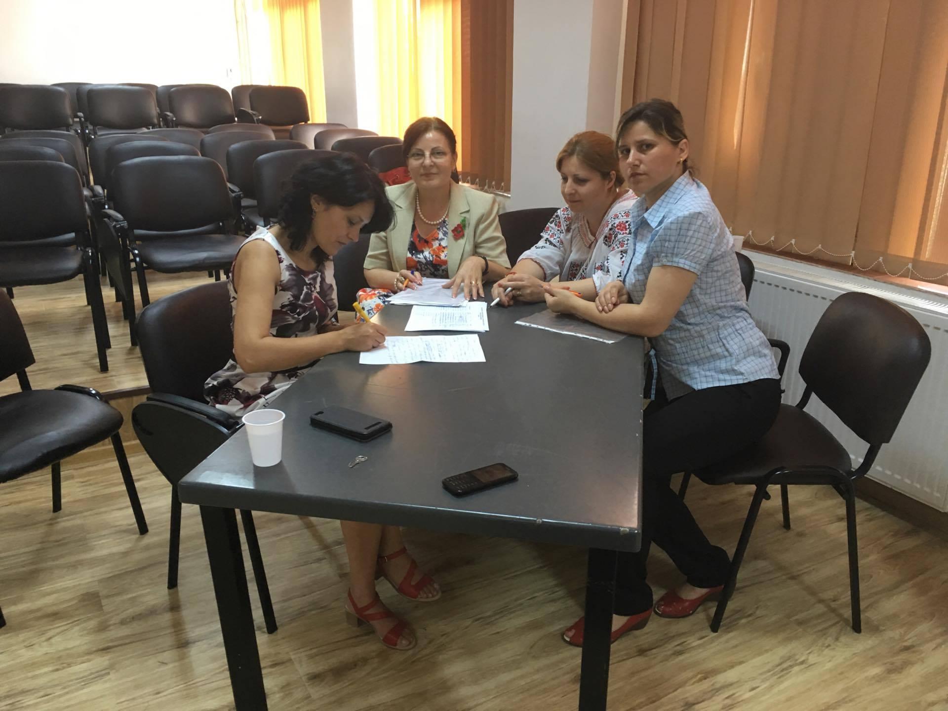 """""""Motivaţie prin schimbare"""", proiect derulat de Şcoala Gimnazială """"Zaharia Stancu"""""""