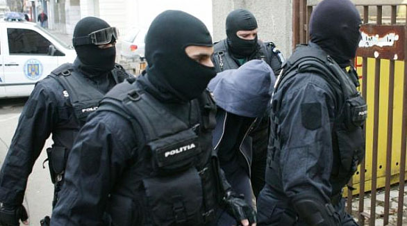Un bărbat din Roșiorii de Vede, reținut și escortat la Penitenciarul din Giurgiu cu sprijinul Trupelor Speciale