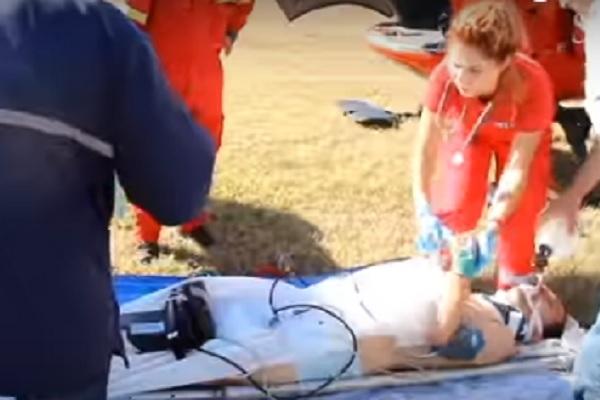 O palmă zdravănă i-a adus moartea! În cădere, bărbatul din Găleteni s-a lovit la cap şi a intrat în stop cardio-respirator