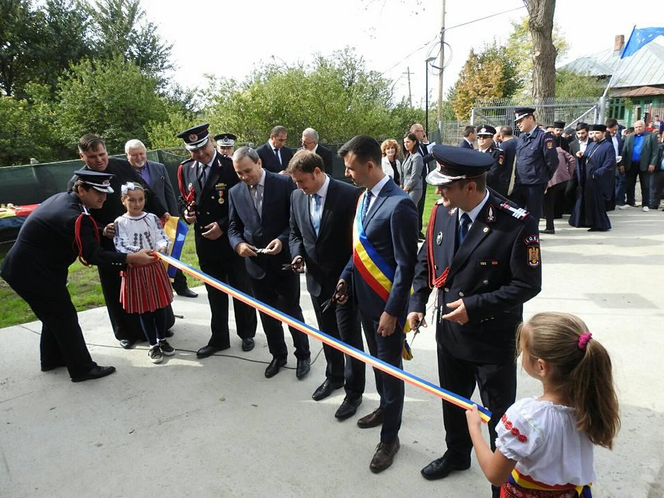 """Primarul Ciprian Ciuperceanu: """" Este vital să avem profesionişti care să ne salveze vieţile în situaţii neprevăzute"""""""