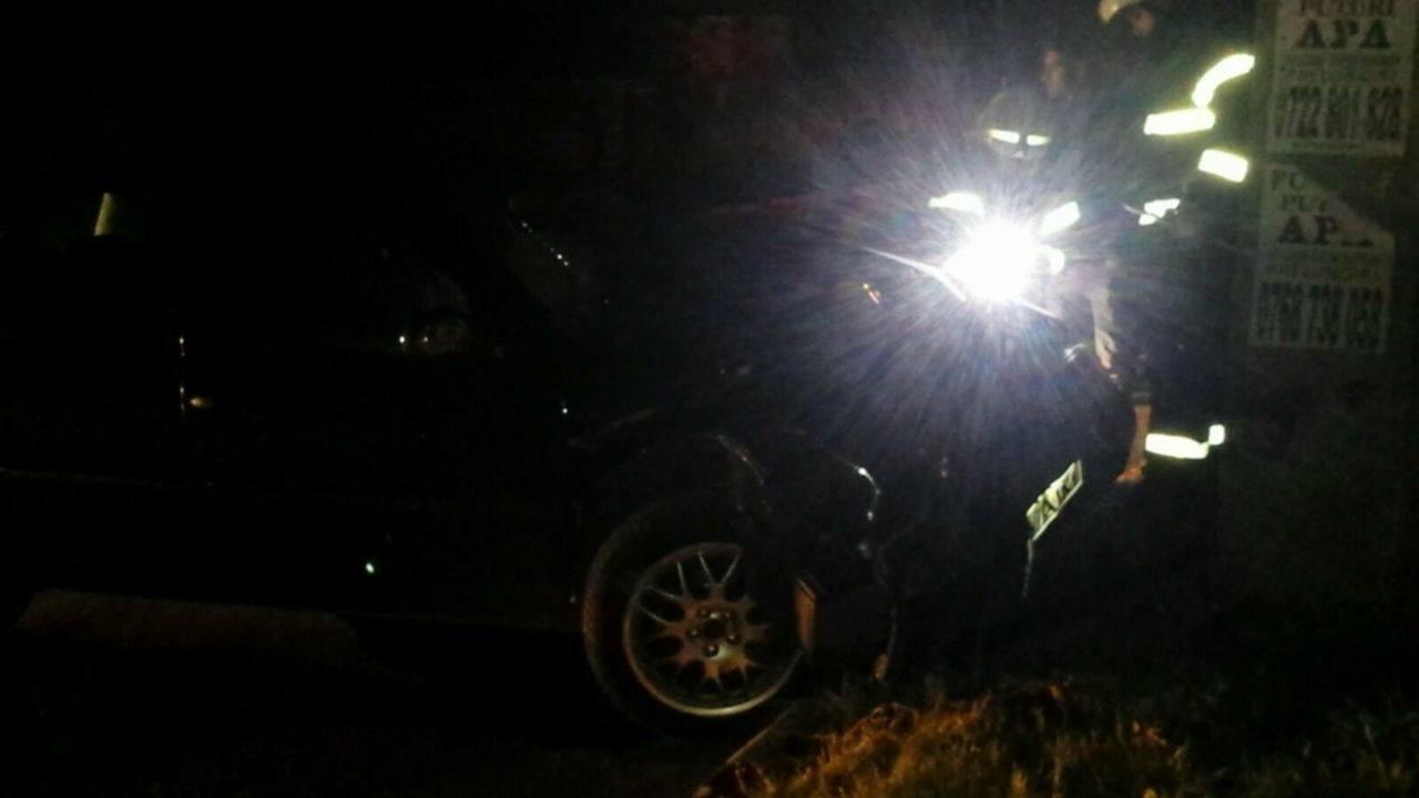 Accident în Alexandria. Două tinere au fost transportate la spital