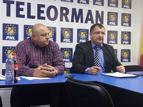 """Mihai Murar, preşedinte PNL Alexandria: """"Sâmbătă, toţi teleormănenii sunt invitaţi la întâlnirea cu Rareş Bogdan şi candidaţii PNL. Mii de conjudeţeni şi-au anunţat prezenţa"""""""