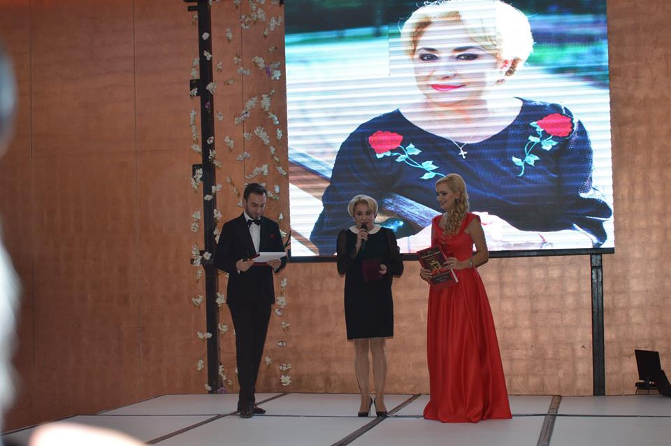 Eurodeputatul teleormănean, Viorica Dăncilă, premiul de EXCELENŢĂ pentru promovarea României în Uniunea Europeană