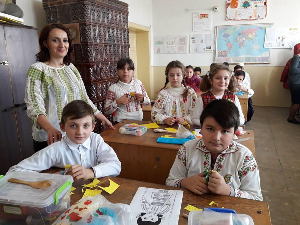"Proiect educativ – Şcoala Gimnazială nr. 1 Mârzăneşti  ""GÂNDIM, VORBIM, SIMŢIM ROMÂNEŞTE!"""