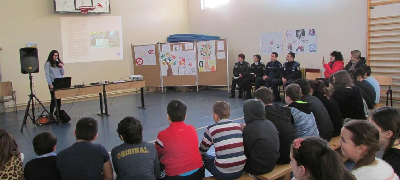 """Şcoala Gimnazială nr. 2 Videle, activităţi organizate de """"Ziua Internaţională a Nonviolenţei în şcoli"""""""