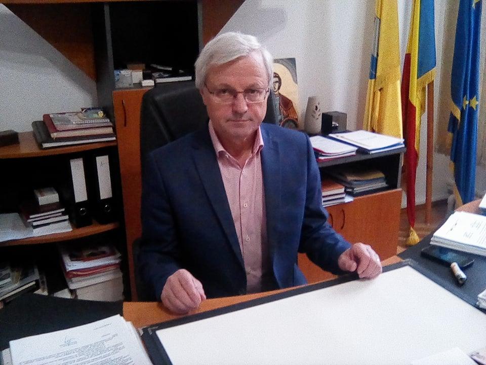 PSD Roşiorii de Vede l-a desemnat pe actualul primar Valerică Cârciumaru candidat la funcţia de primar
