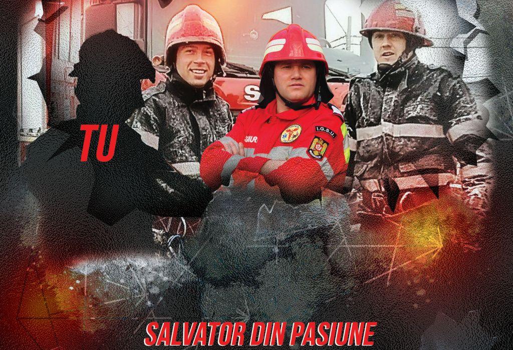 """ISU Teleorman continuă Campania de recrutare a voluntarilor """"Salvator din pasiune"""""""