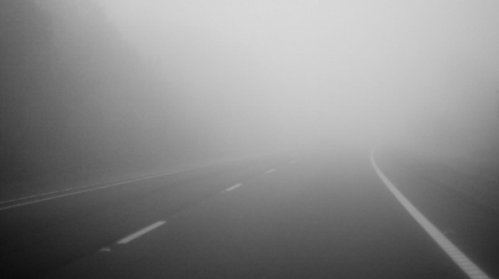 Alertă NOWCASTING! Alexandria și 34 de localități din Teleorman, sub COD GALBEN de ceață