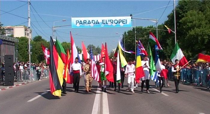 """""""Parada Europei"""" continuă! 18 licee din Teleorman se vor confrunta pentru râvnitul premiu"""
