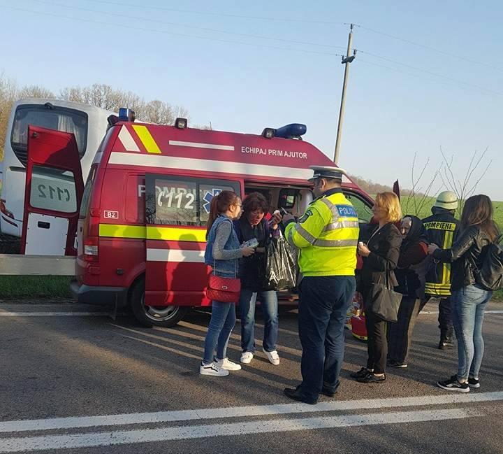 Accident mortal, în comuna Lada. O femeie a decedat pe loc, iar soţul şi un copil de 15 ani au suferit multiple traumatisme