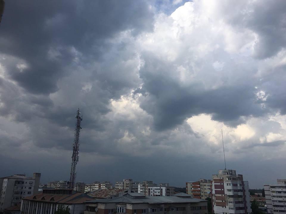 Prognoza METEO pentru județul Teleorman, în perioada 8-20 mai 2018. Instabilitate atmosferică, în intervalul 9-12 mai