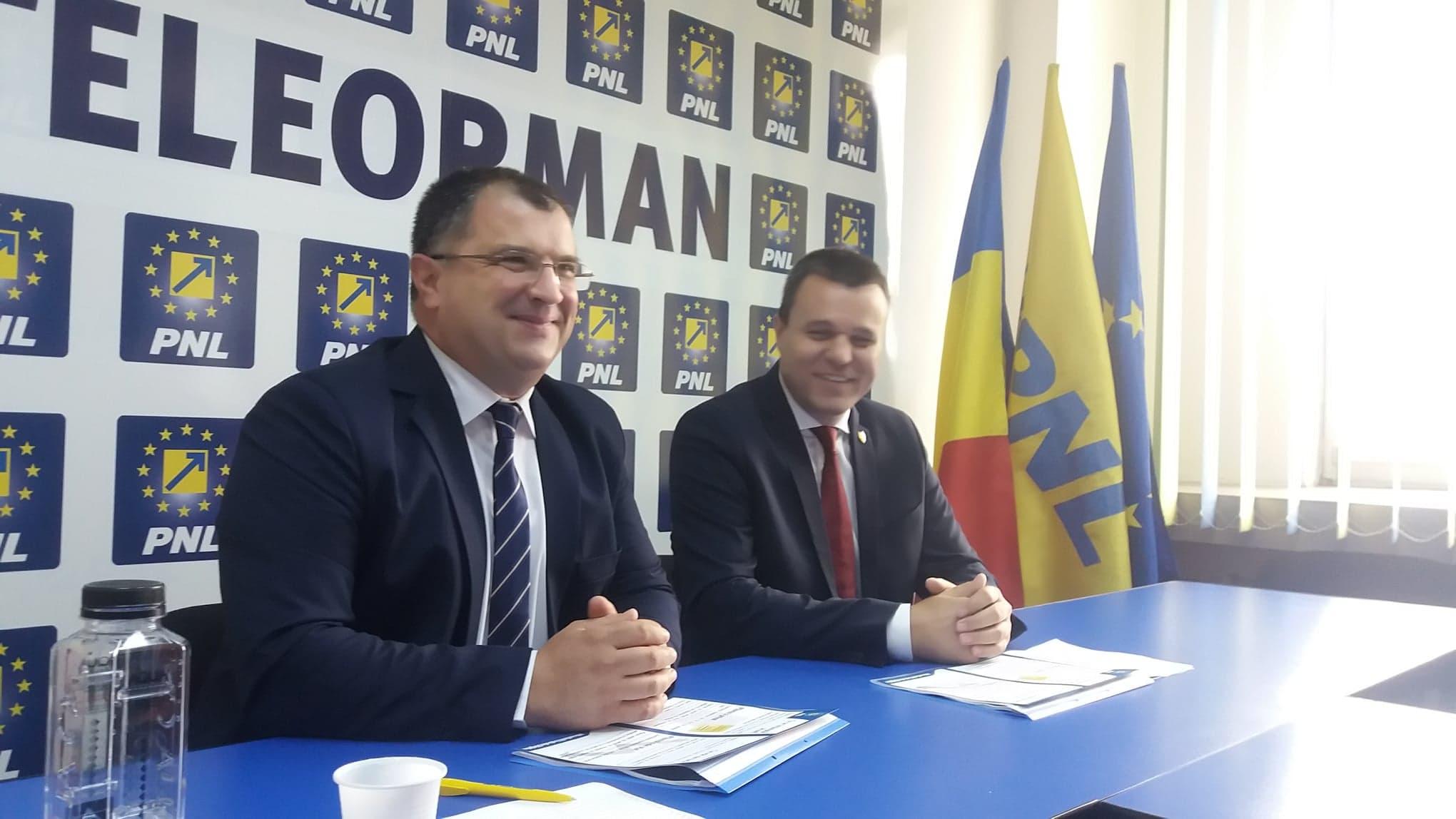 """Senator Eugen Pîrvulescu: """"PNL dă startul unei campanii pentru susținerea Pilonului II de pensii"""""""