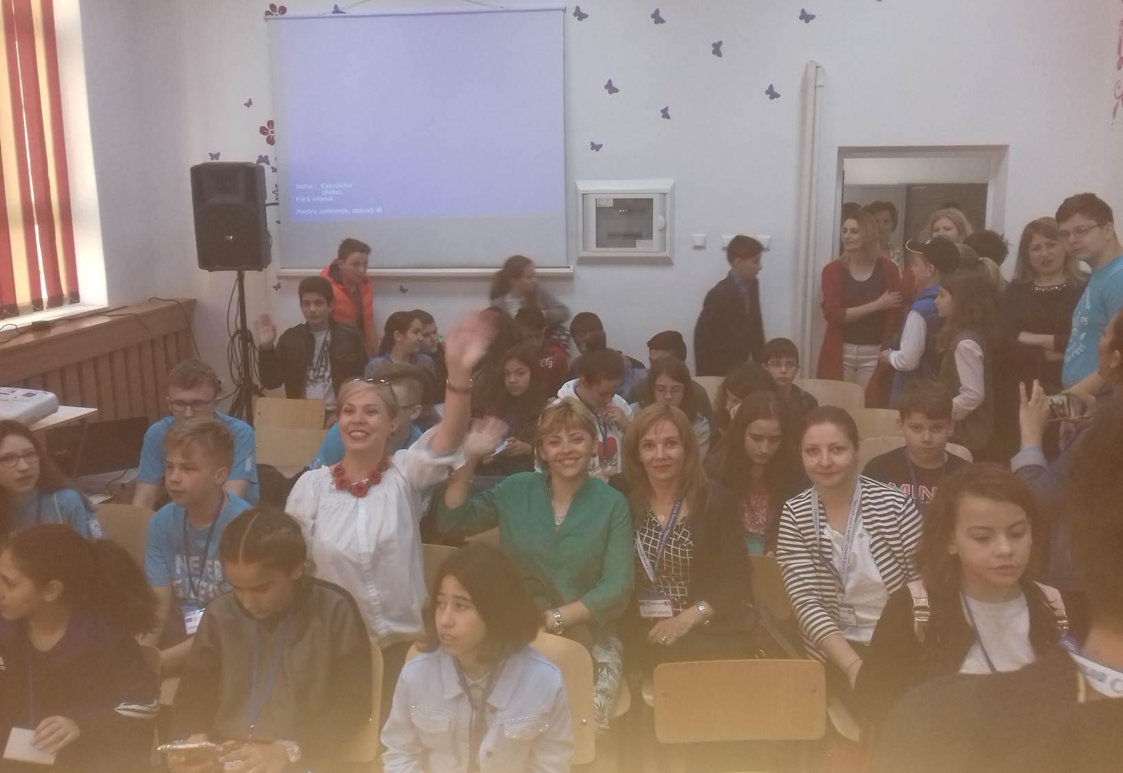 Școala Gimnazială ,,Zaharia Stancu,,- Roșiorii de Vede, partener înProiectul ERASMUS KA 2 ,,NEVER GIVE UP!,,