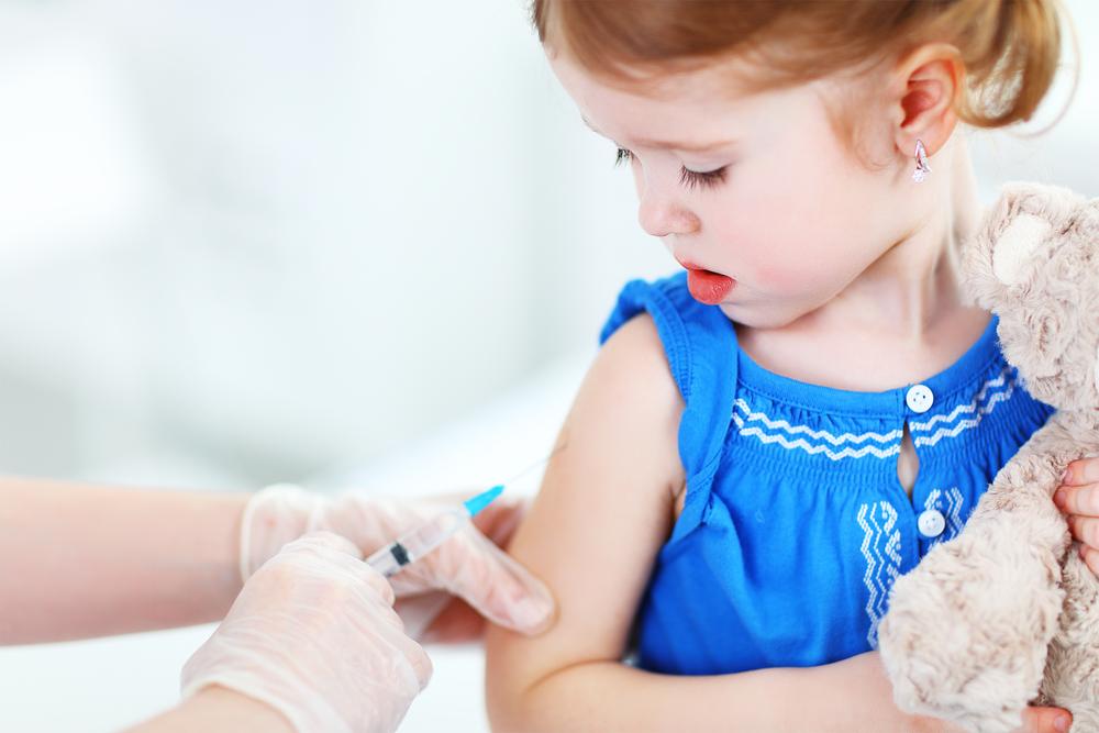 160 de copii din județul Teleorman vor primi a treia doză de vaccin pneumococic