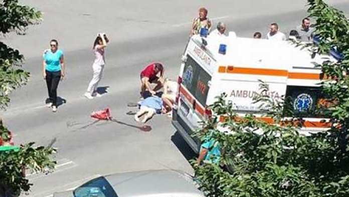 Accident mortal în Alexandria. O femeie a decedat, după ce a fost strivită sub roțile unui autoturism