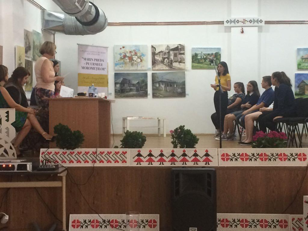 """Câştigătorii Concursului Naţional de Literatură """"Pe urmele Moromeţilor"""", la cea de-a XVII-a ediţie"""