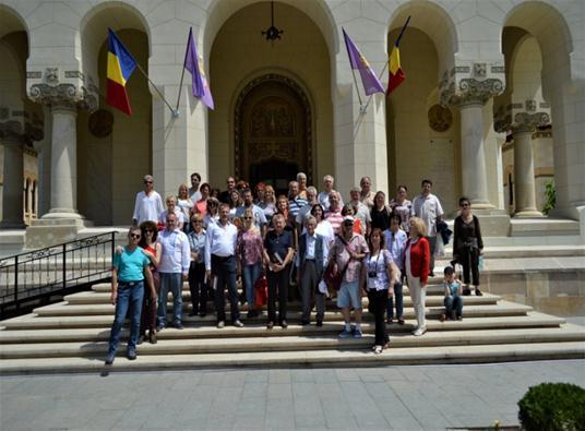 Profesori teleormăneni, la CONGRESUL INTERNAȚIONAL AL CULTURII ROMÂNE