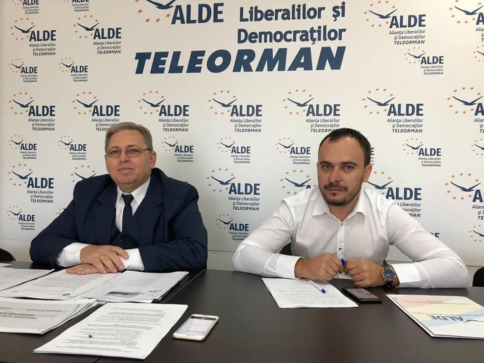 """ALDE crește """"în ochii"""" electoratului din Teleorman. Formațiunea politică vrea locul II în județ, la alegerile viitoare"""