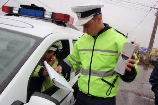 Un tânăr de 20 de ani din Turnu Măgurele, prins băut la volan