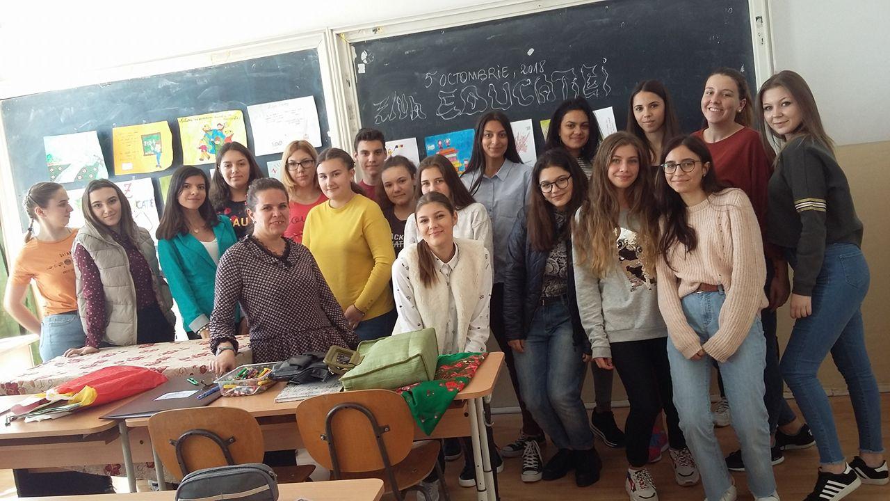 EDUCATORII DE SUFLETE