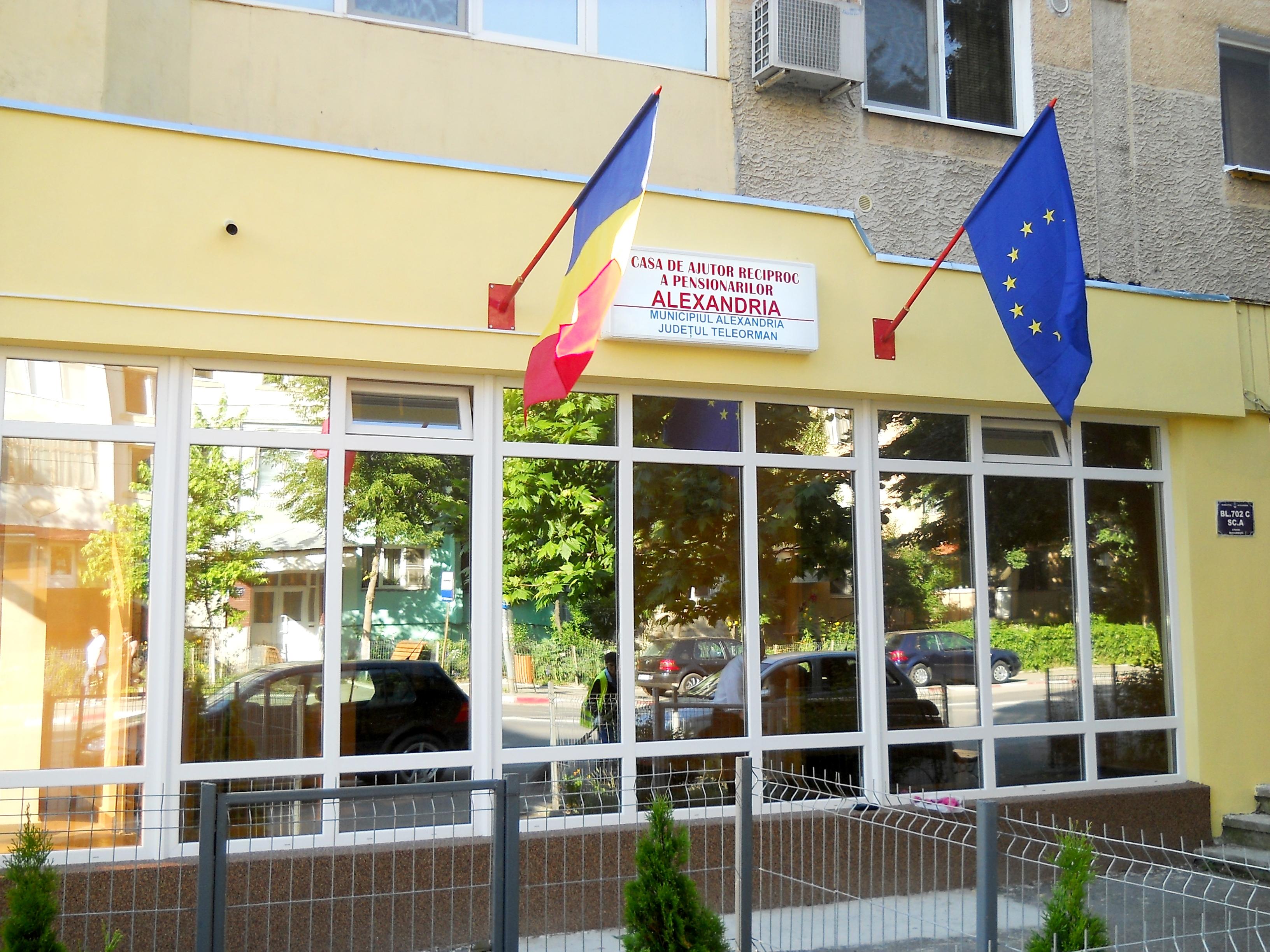 C.A.R.P Alexandria și-a deschis CLUB. Pensionarii, invitați la activități culturale și recreative
