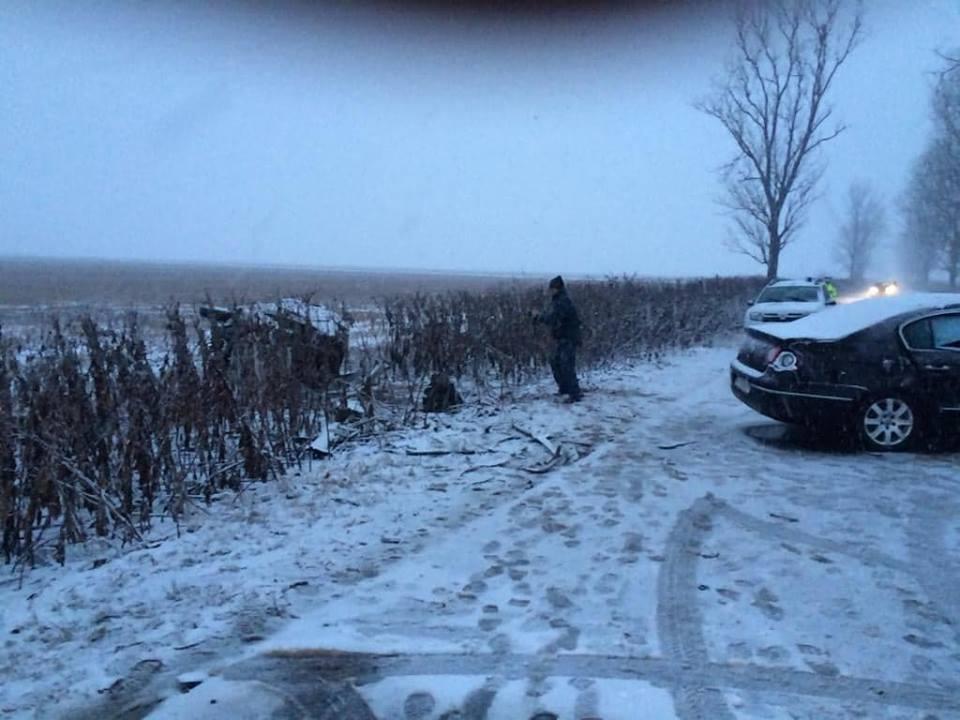 Accident mortal între Islaz și Corabia. Un bărbat a decedat pe loc iar alte trei persoane au fost duse la Spitalul din Turnu