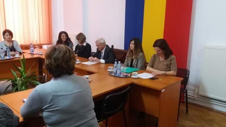 Proiect european comun între municipiile înfrăţite Roşiorii de Vede-Gorna Oreahovita (Bulgaria), lansat la Roşiorii de Vede