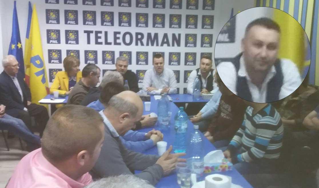 Echipa PNL Teleorman, mai puternică de la o zi la alta. Adrian Ghene, broker imobiliar de succes, candidatul liberalilor la primăria Nanov