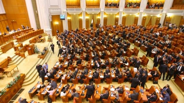 Declaraţie politică, senator Eugen Pîrvulescu: TUTA ABSOLUTĂ și CORMORANUL