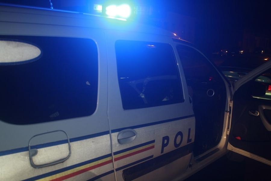 Exclusiv! Polițist din Talpa, prins drogat la volan. În mașina acestuia, oamenii legii au găsit cannabis