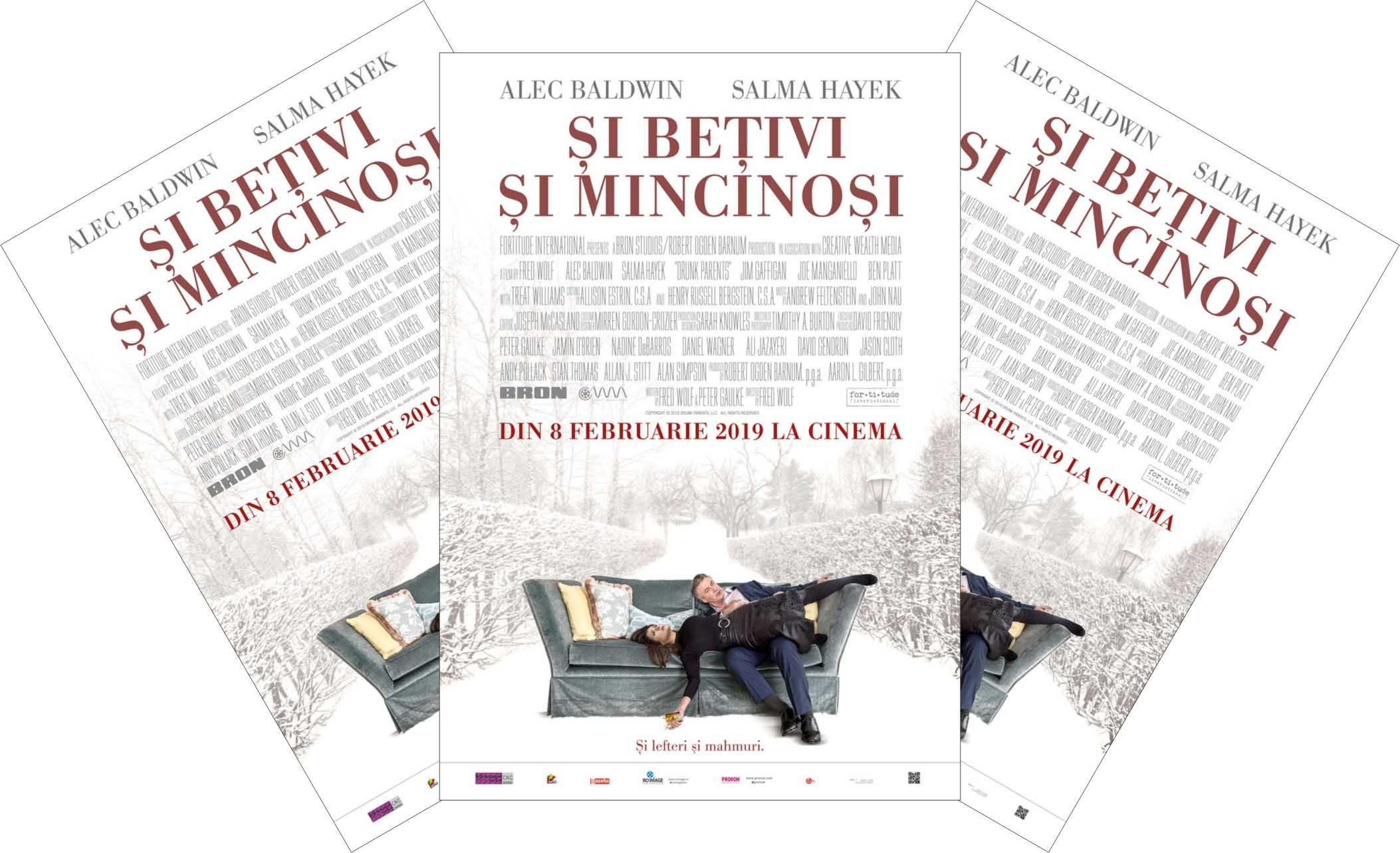 Programul filmelor la Happy Cinema Alexandria în perioada 8-14 februarie
