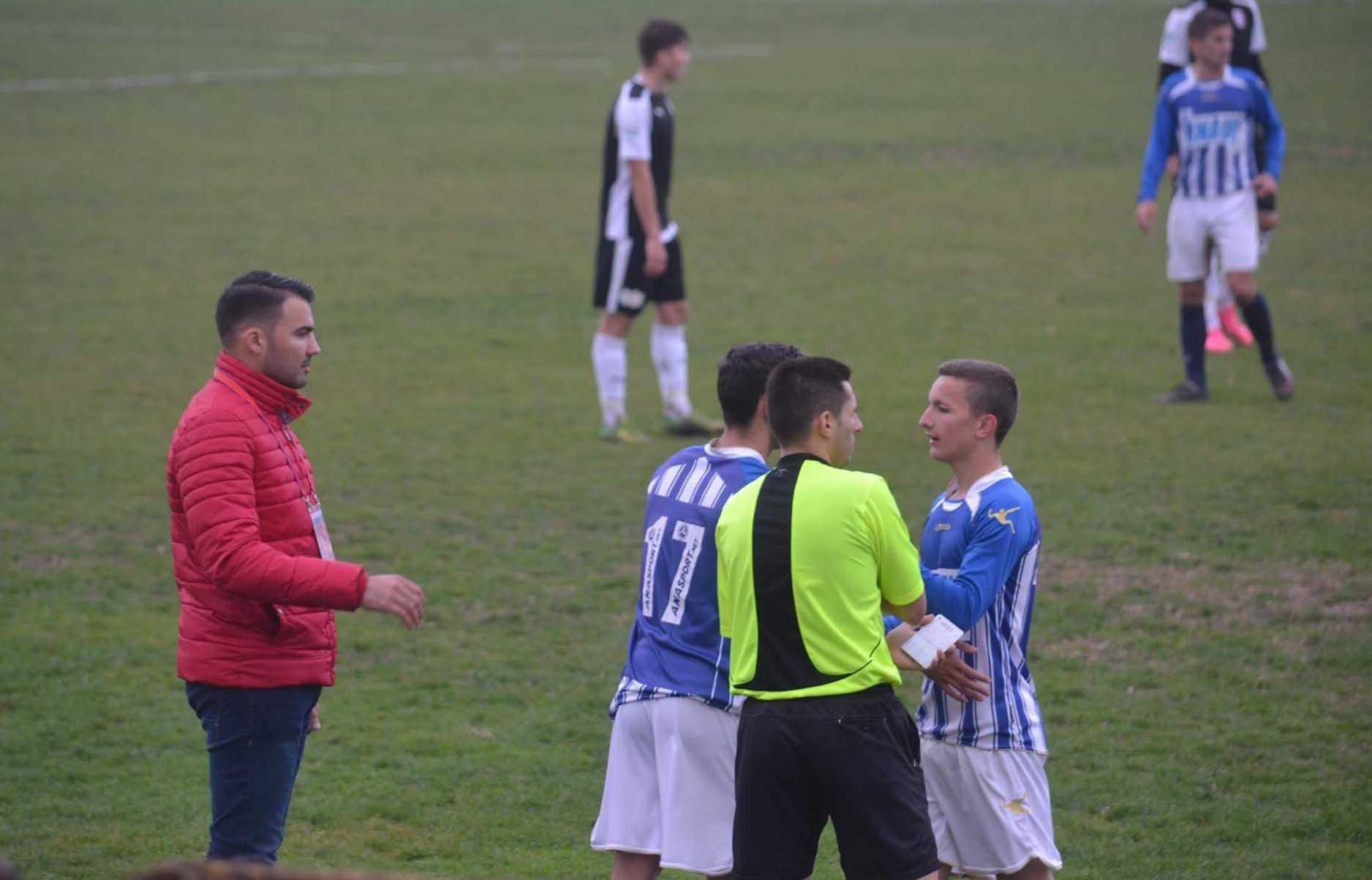 CS Sporting Roșiori 2008 își întâlnește fostul manager sportiv într-un meci amical important