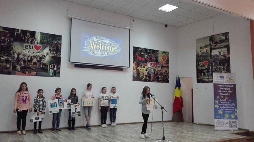 """Colegiul Naţional Pedagogic """"Mircea Scarlat""""- """"PERSONALITĂŢI FEMININE CARE AU MARCAT ISTORIA LUMII"""""""